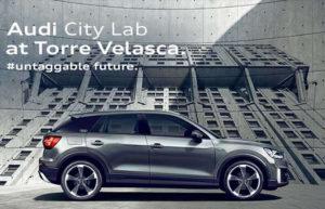 Audi City Lab Fuorisalone - foto da Repubblica - Contec AQS-Volkswagen Group Italia: Audi City Lab Fuorisalone