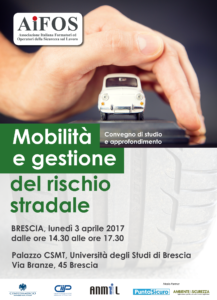 ISO 39001 standard sicurezza stradale