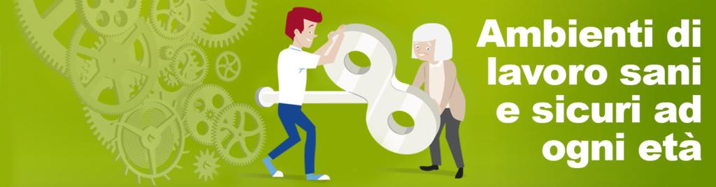 Invecchiamento della forza lavoro e politiche di Age Management nella valutazione dei rischi